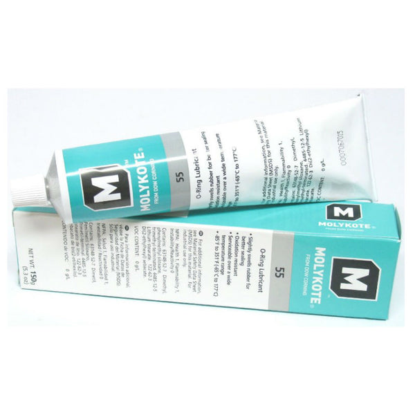 Dow Corning Molykote 55 Oring Grease 5.3oz - DC 55