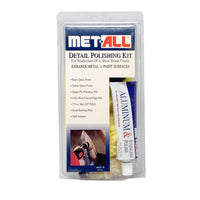Met-All - Detail Polishing Kit (7 Pieces) - 1 Kt | DE01000