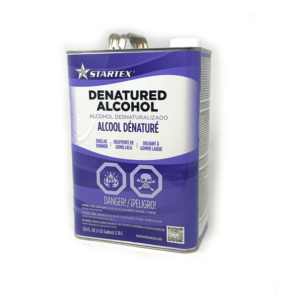 StarTex - Denatured Alcohol - Gallon