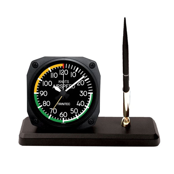 Trintec - Modern Airspeed Indicator Desk Pen Set | DS21