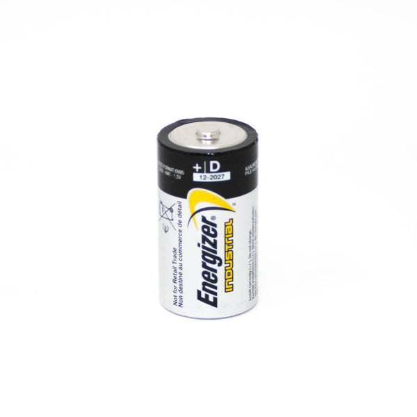 Eveready Battery - Energizer D Cell Alkaline Batteries | EN95