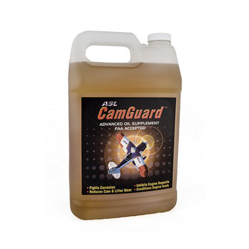 CamGuard - Oil Additive (Aviation), Gallon