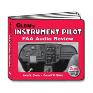 Gleim Instrument Pilot Audio Course Download Code | GLM-232