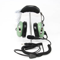 David Clark - Aviation Headset, Coiled Cord | H10-21