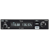 Icom - IC-A220 VHF Panel Mount Airband Transceiver | IC-A220