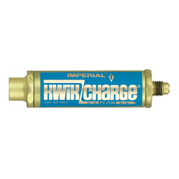 Kwik Charge - Liquid Low Side Charger 1/4"