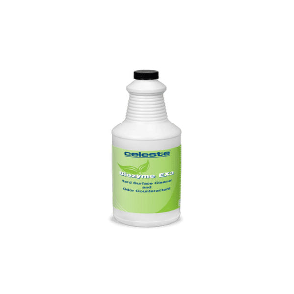 Celeste Biozyme EX3 Biochemical Cleaner and Deodorizer 1qt