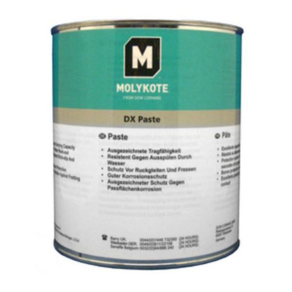 Dow Corning Molykote DX White Grease Paste - 1kg | M0LYK0TEDX