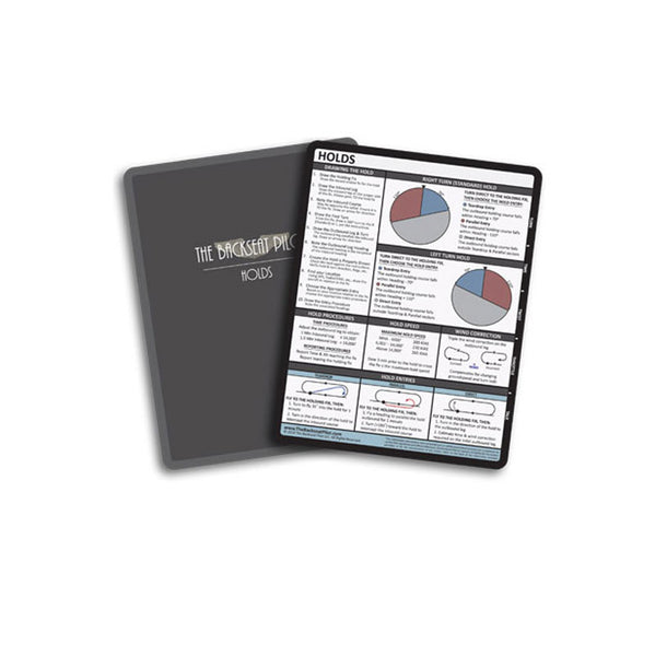 Backseat Pilot - Holds Reference Card