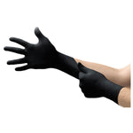 MICROFLEX® MidKnight® Black Disposable Nitrile Gloves | MK-296