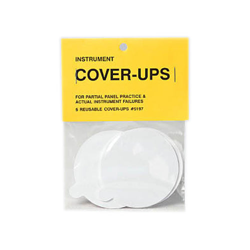 Degroff - Instrument Cover-Ups: Round, 5 pk | 5197 | M LJR 500