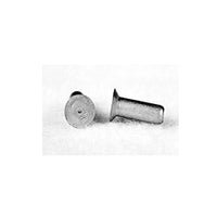 Mili Std - Aluminum 100° Flush Head Rivet, Solid, 1 lb | MS20426AD3-12