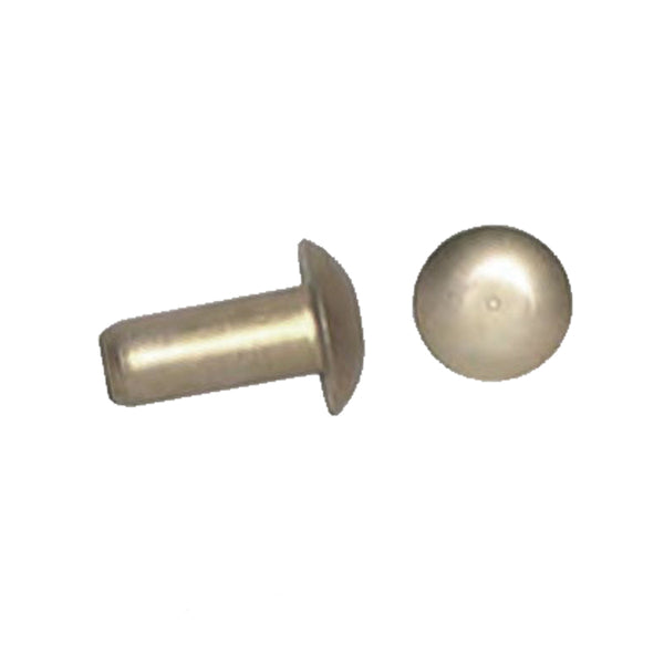Mili Std - Aluminum Universal Head Rivet, Solid, 1 lb | MS20470AD4-6