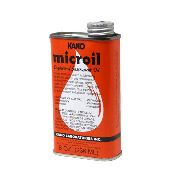 Kano - Microil Precision Instrument Lubricant, 8oz