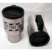 Jet Fuel - Stainless Steel Coffee Mug