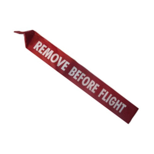 Remove Before Flight Streamer 24"