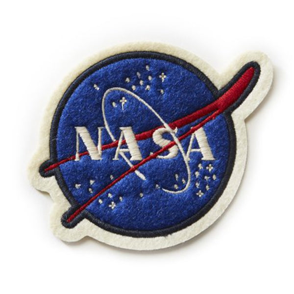Red Canoe - Woven Patch NASA 5 | U-PTC-NASA-02