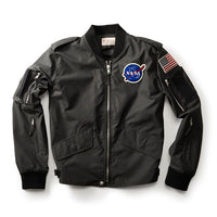 Red Canoe - NASA Flight Jacket | M-JKT-NASA-CH