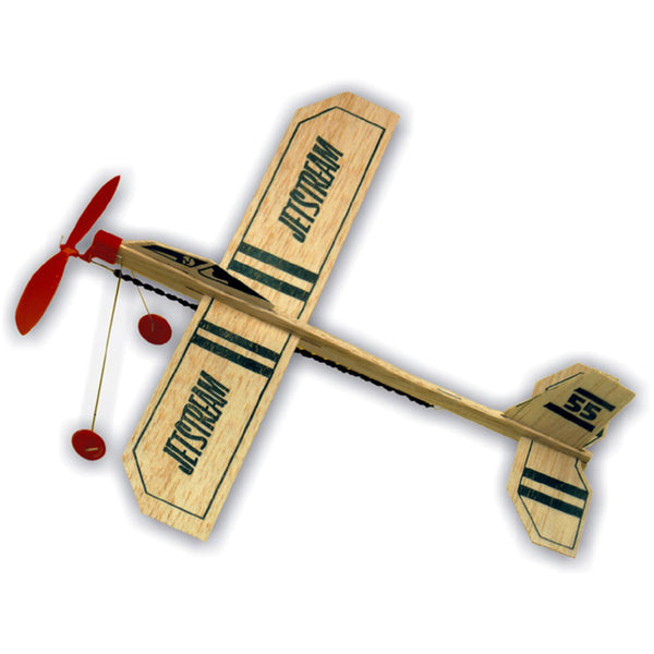 Guillow, Paul K, Inc. - Guillow's Balsa Motorplane, Jetstrea