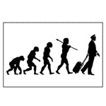 Luso Aviation - Evolution of the Pilot, Sticker | N LUS 142-EVO