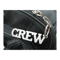 Luso Aviation - Stainless Steel CREW Key Chain | N LUS 249