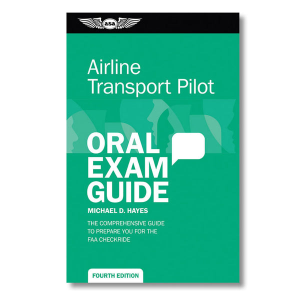 ASA - Oral Exam Guide: Airline Transport Pilot