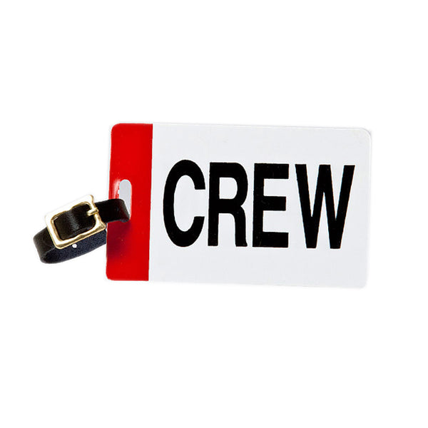 Degroff Aviation - Crew Luggage Tag |  6001 | O LJR 510
