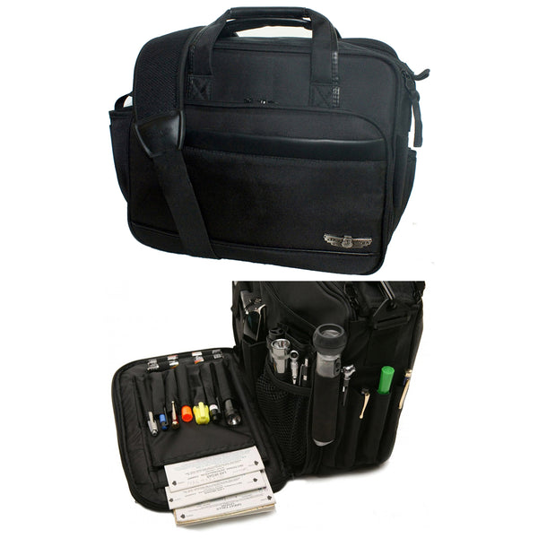 Sky High Gear - Voyager II Attache Flight Bag for iPad