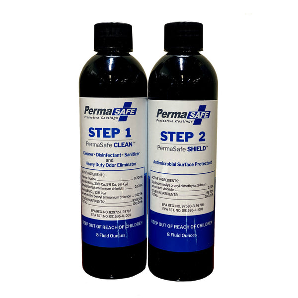 PermaSAFE - Electro-Mechanical Antimicrobial Protection System Kit