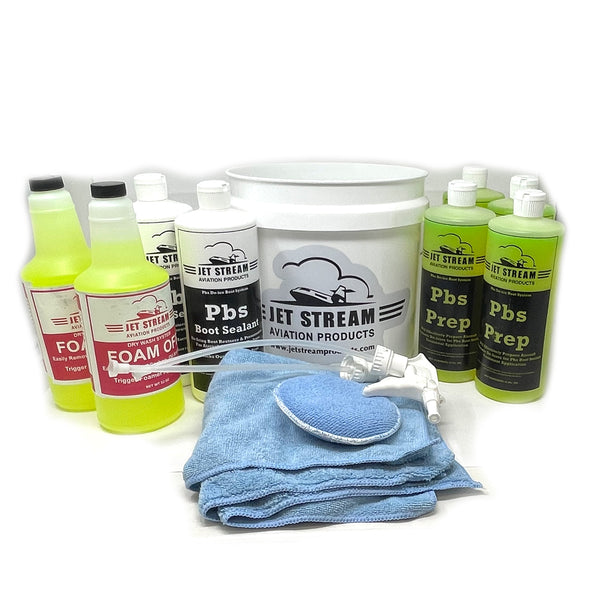 Jet Stream - PBS Boot Care Kit