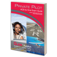 Gleim - Private Pilot ACS & Oral Exam Guide | GLM-151-V2