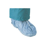Radnor - One Size Fits All Blue Polypropylene Disposable Shoe Cover | RAD64055473