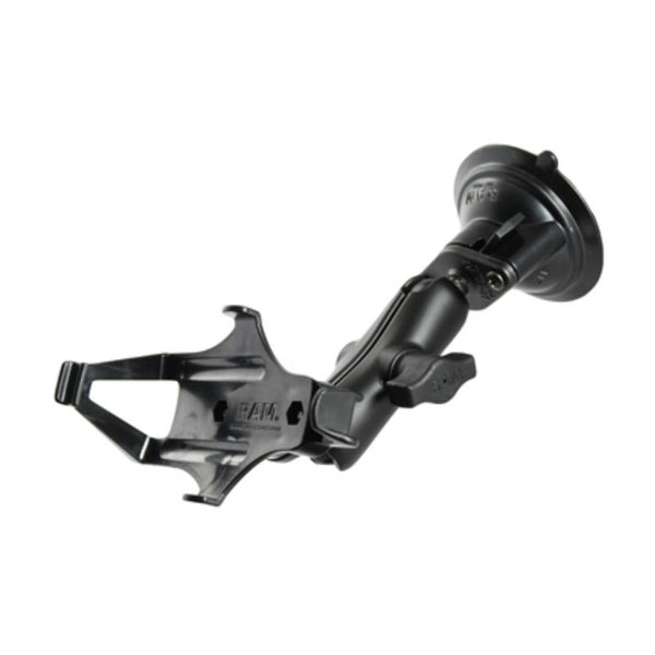 Ram - Suction Cup Mount For Garmin Gpsmap 176, 176C, 196, 276C, 296, 376C, 378, 396, 478 | RAM-B-166-GA7U
