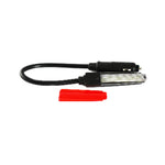 "Ram - 8"" Flexible Led Light With Male Cigarette Plug 