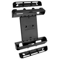 Ram - Tab-Tite Universal Clamping Cradle For 10 Screen Tablets Including Ipad 1-4 With Lifeproof Case | RAM-HOL-TAB-LGU