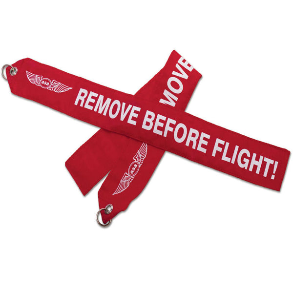 ASA - Remove Before Flight Banner | ASA-RBF