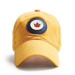 Red Canoe - Royal Canadian Air Force Roundel Cap | U-CAP-RCAF-01-BY