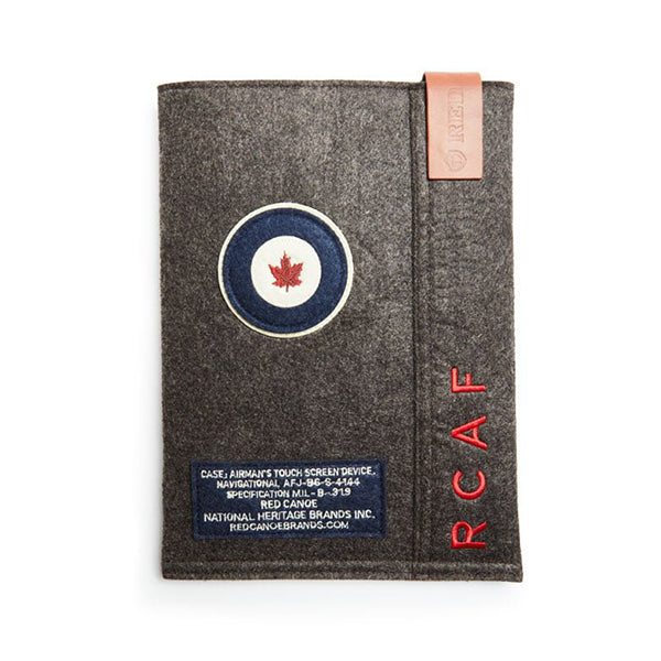 Red Canoe - RCAF Ipad Sleeve | U-BAG-RCAFIPAD-CH