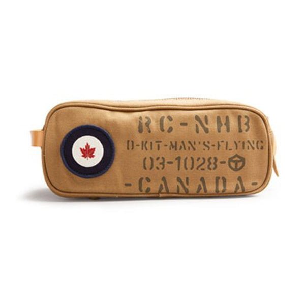 Red Canoe - RCAF Toiletry Kit | U-BAG-RCAFTOIL-TN