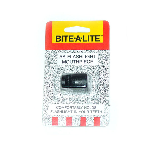 Bite-A-Lite Mouthpiece, Aa Flashlight | RTBC001
