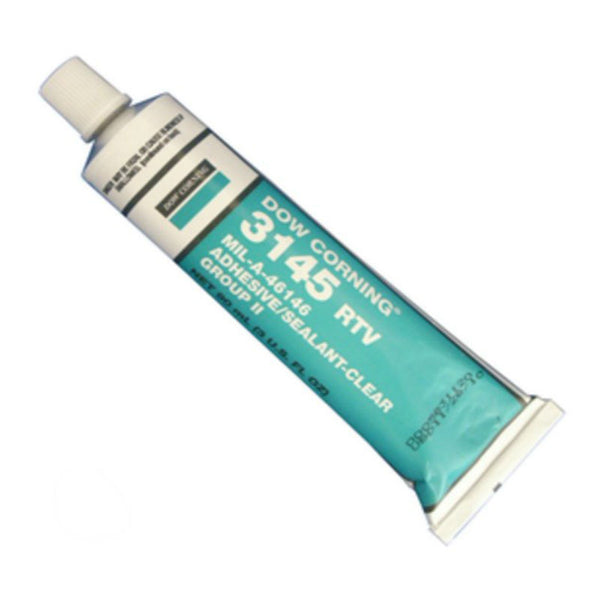Dow Corning - RTV-3145 Silicone Sealant - 3oz - Clear