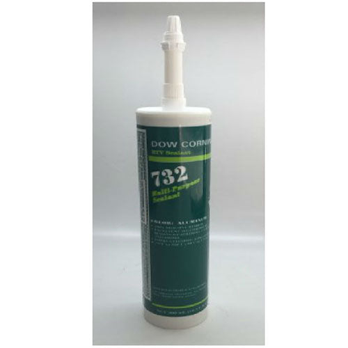 Dow Corning RTV-732 Multi-Purpose Sealant - 10.1 oz - Aluminum
