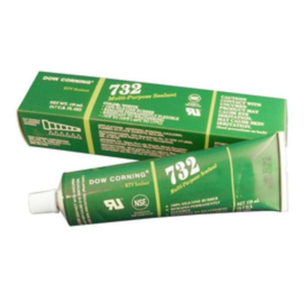 Dow Corning RTV-732 Multi-Purpose Sealant - 4.7 oz - White