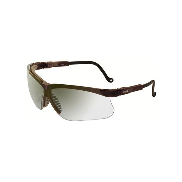 Uvex - Genesis Indoor / Outdoor Safety Glasses, Earth Frame | S3224
