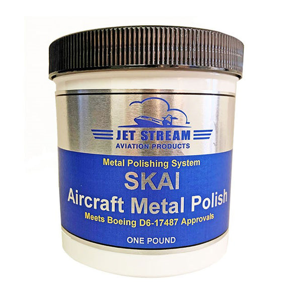 Jet Stream - Skai Metal Polish, 1lb