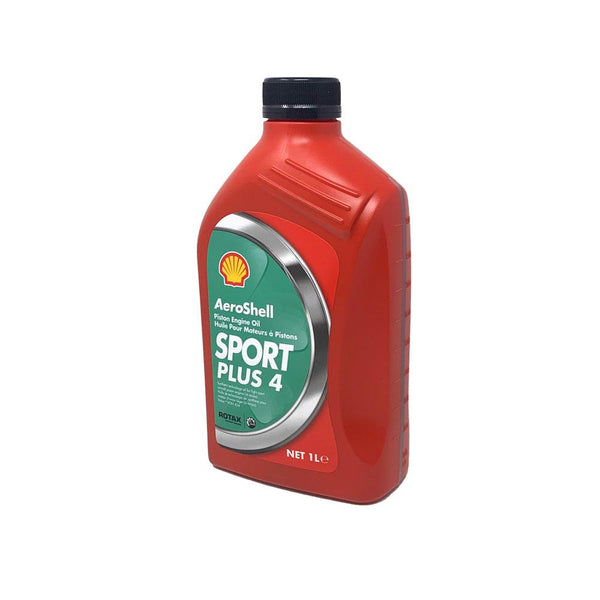 AeroShell - Sport PLUS 4 Aviation Oil | Liter