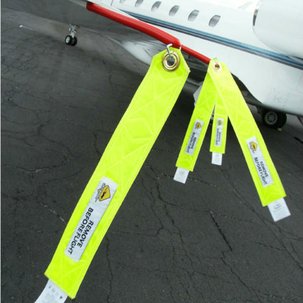 Plane Sights - Citation & Learjet Static Wick Covers, 3 Pack| SWSCX3CIT0308