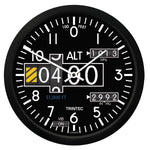 Trintec - Wall clock, Altimeter, 2060 10"