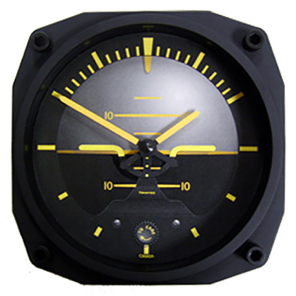 Trintec - Wall Clock, Artificial Horizon, Vintage | 9063V