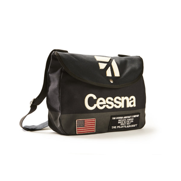 Red Canoe - Cessna Shoulder Bag | U-BAG-CESSSB-NY
